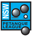 NSW Petanque League Logo